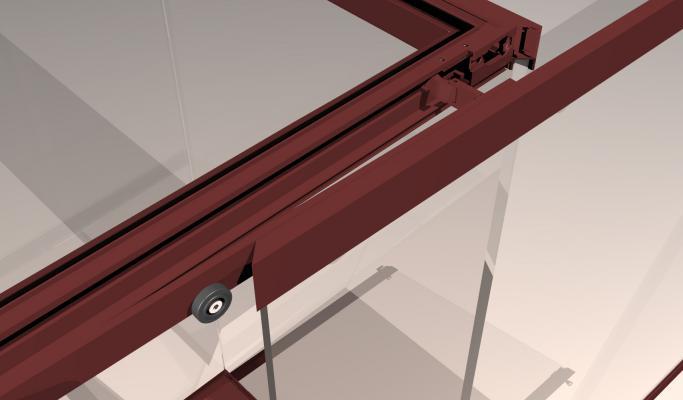 Hinge&Slide system by Archa