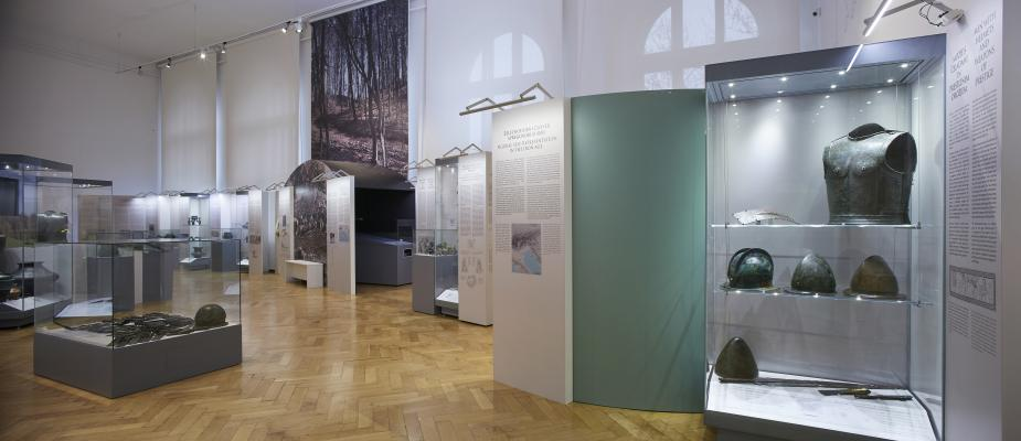 archa, narodni muzej slovenije