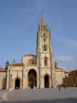 Cathedral de San Salvador de Oviedo